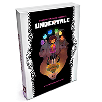 Gamers for Good presents Undertale Artbook
