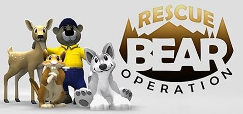 Game for Good: Rescue Bear Operation