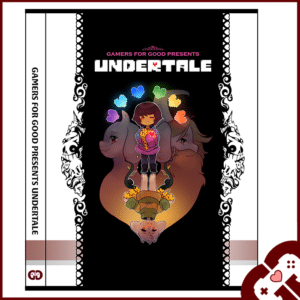 Gamers for Good presents Undertale Digital Artbook