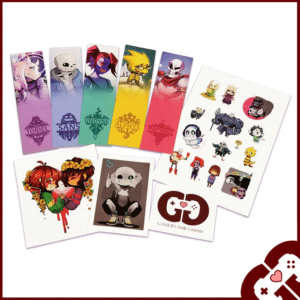 Gamers for Good presents Undertale Goodies ONLY